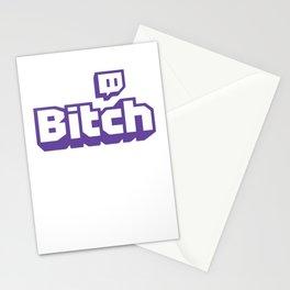 Bitch Tv Stationery Cards