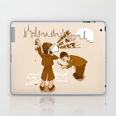 The worst Detective EVER Laptop & iPad Skin