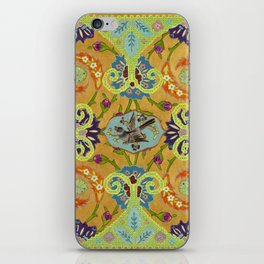 World Quilt - Panel #1 iPhone Skin