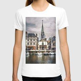 Quai St Étienne Honfleur T-shirt