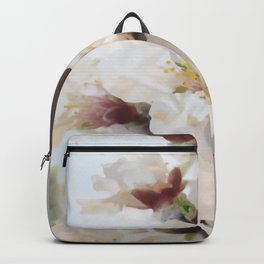 Spring blossoms vintage II Backpack