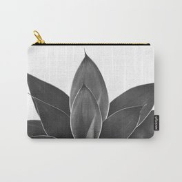 Black Agave #1 #tropical #decor #art #society6 Carry-All Pouch