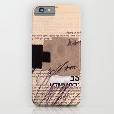 BOOKMARKS SERIES pg 374 iPhone 6s Slim Case