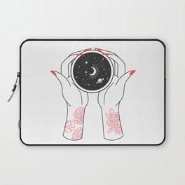 Space Coffee Laptop Sleeve