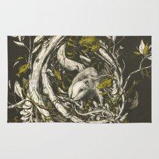 The Mangrove Tree Rug