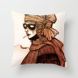 Madge Throw Pillow