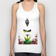 Are you talking to me? Unisex Tank Top