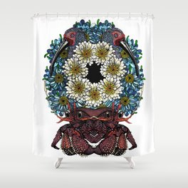 Supersymmetry Shower Curtain