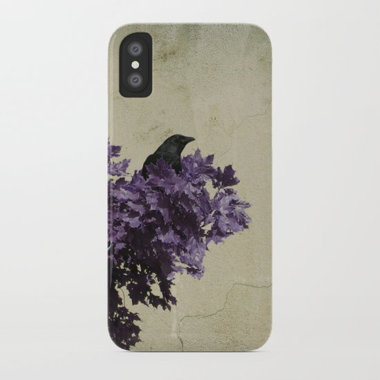 Crow's View iPhone Case