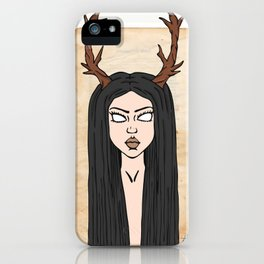 My Dear Girl iPhone Case