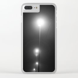 Ouroboros 1 Clear iPhone Case