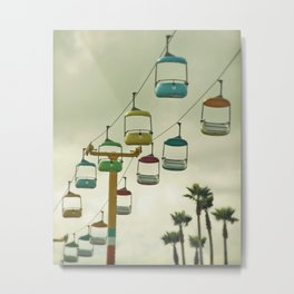 Going Places Metal Print
