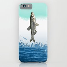 little fish big fish iPhone 6 Slim Case