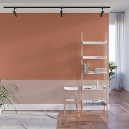 SANDSTONE x ROSE Wall Mural