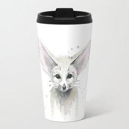 Fox.  Fennec Fox. Travel Mug