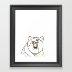 Agape Framed Art Print