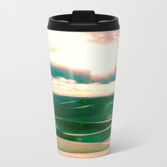 The Sands Metal Travel Mug