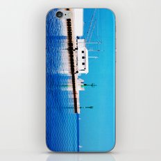 the white box iPhone & iPod Skin