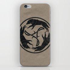 Running Wild iPhone & iPod Skin