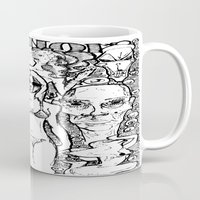 hollywood Mugs featuring Hollywood by gallerydod