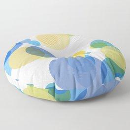 Aesthetics in mathematics Floor Pillow