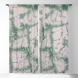 Green Grout Blackout Curtain