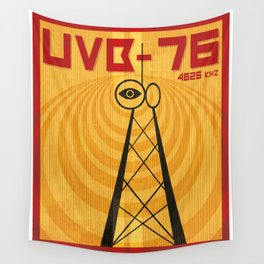 ubv-76 the buzzer Wall Tapestry