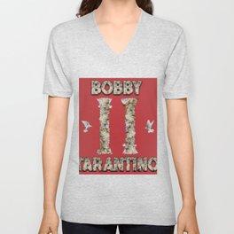 LOGIC: BOBBY TARANTINO II Unisex V-Neck