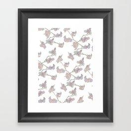 Birdie Bird Framed Art Print