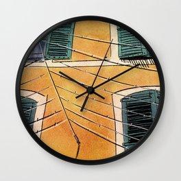 Fenêtres Wall Clock