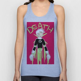 Death Unisex Tank Top