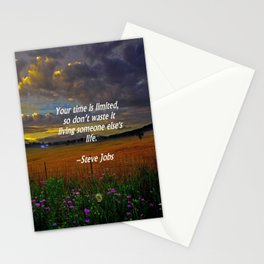 Someone Else's Life Stationery Cards