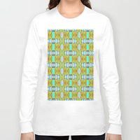 booty Long Sleeve T-shirts featuring Booty by Patty Hogan