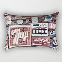 Signage II Rectangular Pillow