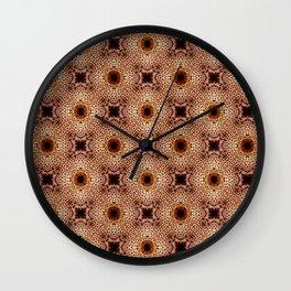 FREE THE ANIMAL - ONÇA Wall Clock