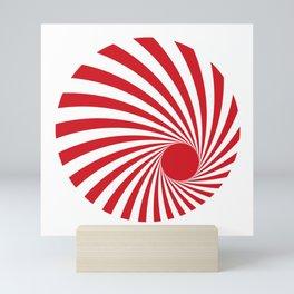 Rifled Sun Mini Art Print