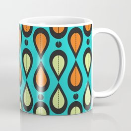 Dance With Me Mid-Century Modern Design Coffee Mug