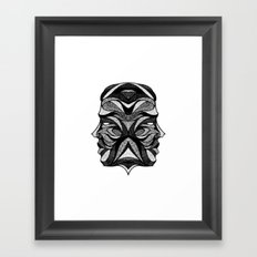 Signs of the Zodiac - Gemini Framed Art Print