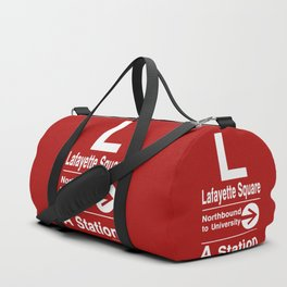 Lafayette Square Northbound Duffle Bag