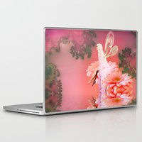 fairy Laptop & iPad Skins featuring Fairy by Shalisa Photography