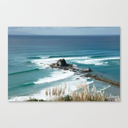 Sandbar Perfection Canvas Print