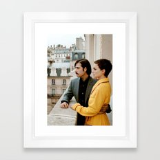 HOTEL CHEVALIER Framed Art Print