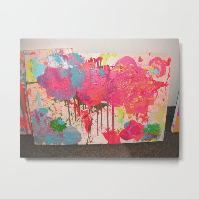 Painting Metal Print