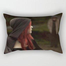 Avoidance Rectangular Pillow