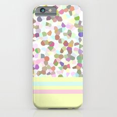 Lots of Dots Yellow iPhone 6s Slim Case