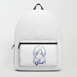 This is a pretty awesome gift for females, girls wear this Tee shows your beauty of being That Girl! Backpack