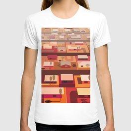 Suburbs T-shirt