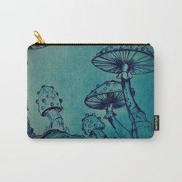 Mushroom Garden Carry-All Pouch