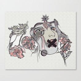 Jaded Canvas Print