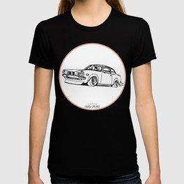 Crazy Car Art 0190 T-shirt
